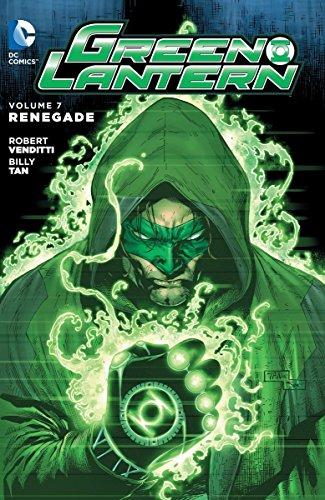 9781401261252: Green Lantern Vol. 7: Renegade