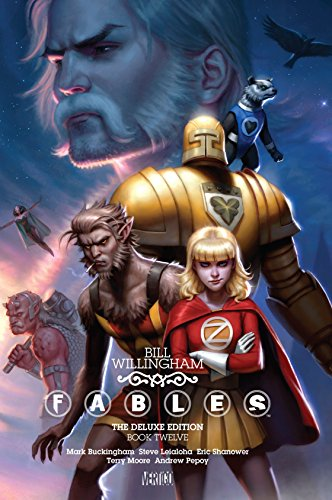 9781401261382: Fables: The Deluxe Edition Book Twelve