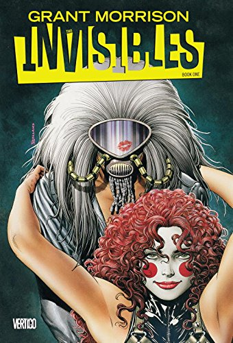9781401261405: Invisibles TP Book One