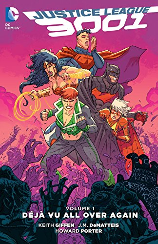 9781401261481: Justice League 3001 Vol. 1: Deja Vu All Over Again (Jla (Justice League of America))