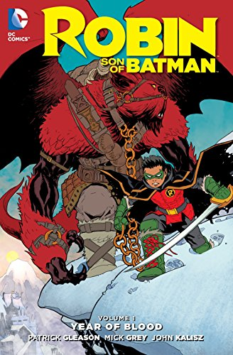 9781401261559: Robin: Son of Batman Vol. 1: Year of Blood