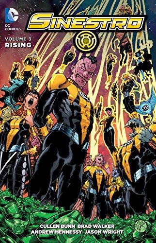 9781401261580: Sinestro TP Vol 3
