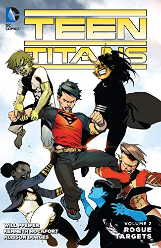 9781401261627: Teen Titans TP Vol 2