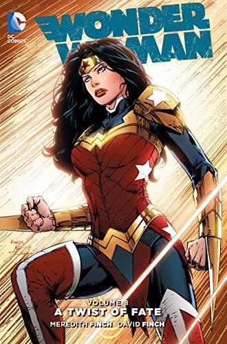 9781401261641: Wonder Woman Vol. 8: A Twist of Faith
