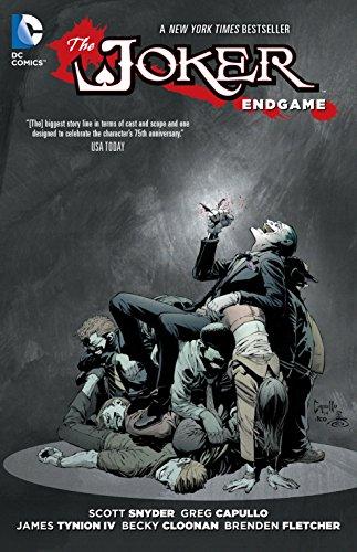 9781401261658: The Joker: Endgame