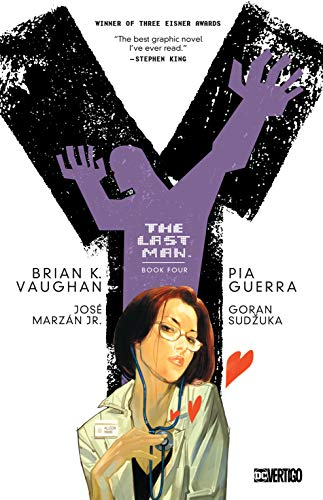 9781401261689: Y: The Last Man Book Four
