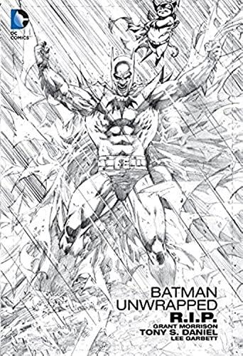 Batman : R.I.P. - Unwrapped: Morrison, Grant