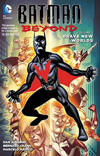 9781401261917: Batman Beyond Vol. 1: Brave New Worlds