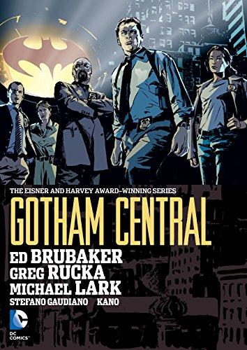 Gotham Central Omnibus (Hardcover): Ed Brubaker