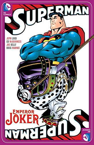 9781401262136: Superman Emperor Joker TP