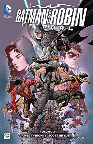 9781401262488: Batman & Robin Eternal Volume 2