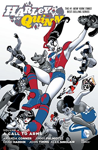 9781401262532: Harley Quinn Vol. 4: A Call to Arms