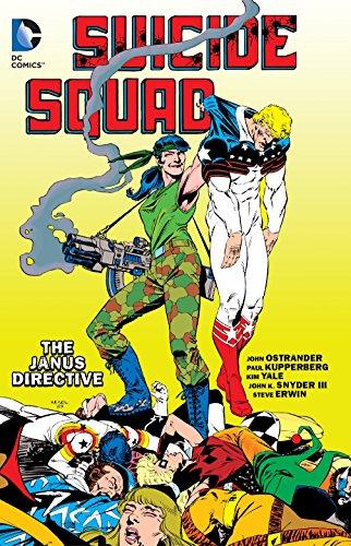 9781401262617: Suicide Squad Vol. 4: The Janus Directive