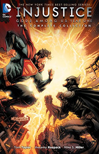 9781401262792: Injustice Gods Among Us Year One The Complete Collection TP