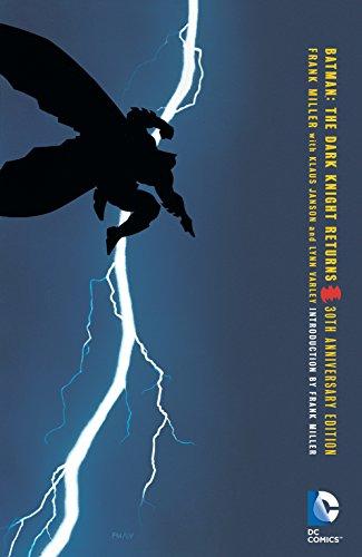The Dark Knight Returns: Frank Miller (author),