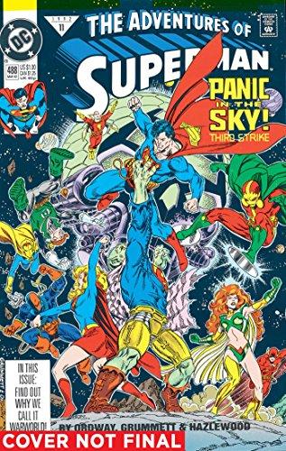 Superman Panic In The Sky
