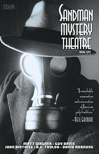 Sandman Mystery Theatre 1: Wagner, Matt/ Davis,