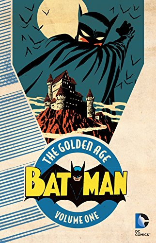 9781401263331: Batman The Golden Age TP Vol 1