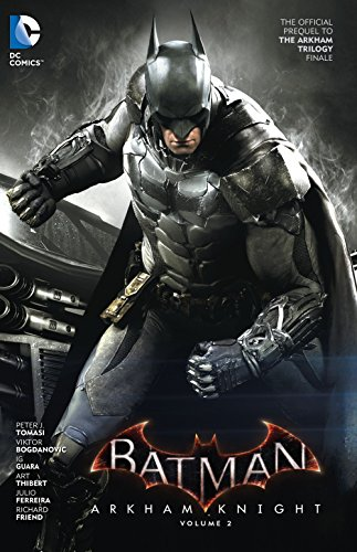 9781401263409: Batman: Arkham Knight Vol. 2: The Official Prequel to the Arkham Trilogy Finale