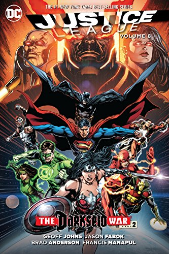 Justice League 8: Darkseid War