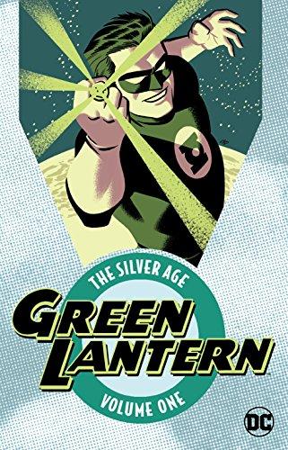 Green Lantern: The Silver Age Vol. 1: Various