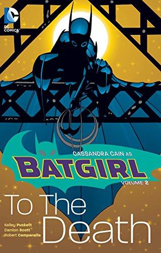 9781401263522: BATGIRL VOL. 2: TO THE DEATH