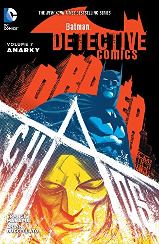 9781401263546: Batman: Detective Comics Vol. 7: Anarky