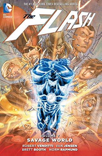 9781401263652: The Flash Vol. 7: Savage World