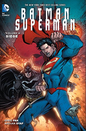 9781401263683: Batman Superman TP Vol 4 Siege