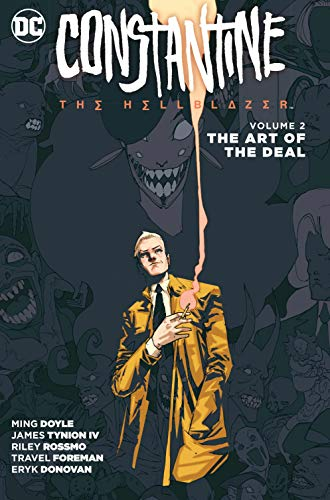9781401263713: Constantine: The Hellblazer Vol. 2: The Art of the Deal