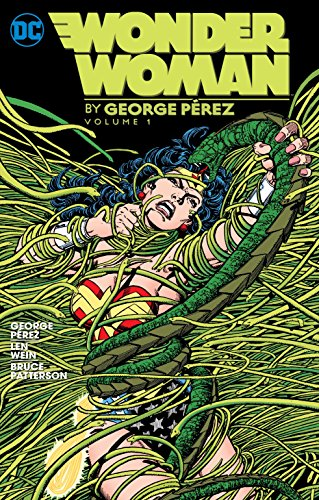 9781401263751: Wonder Woman By George Perez TP Vol 1