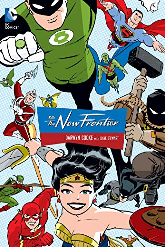 DC The New Frontier TP: Darwyn Cooke