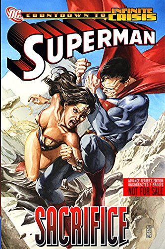 9781401264406: Superman Sacrifice TP New Ed