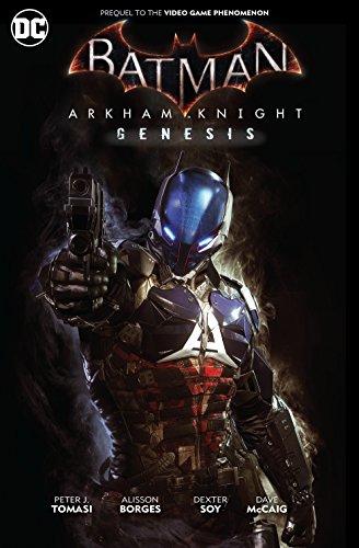 Batman Arkham Knight Genesis TP (Paperback)