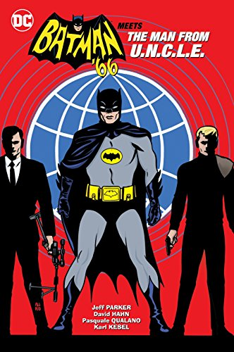 9781401264475: Batman 66 Meets the Man From UNCLE HC