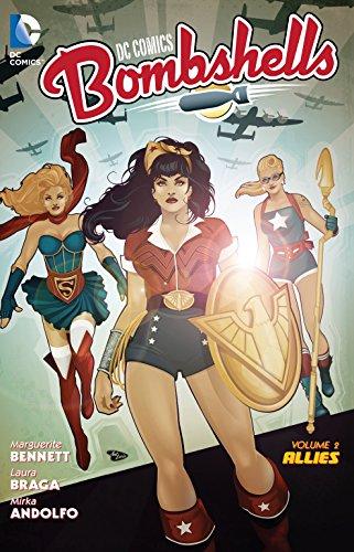 9781401264482: DC Comics: Bombshells Vol. 2: Allies