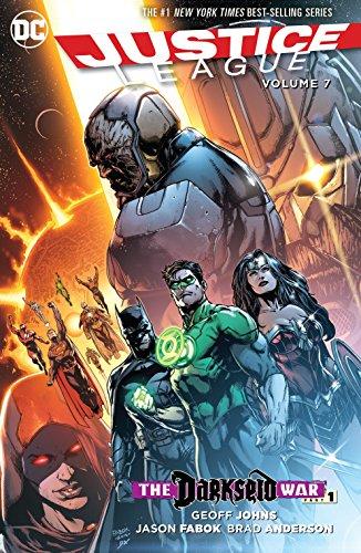 9781401264529: Justice League TP Vol 7 Darkseid War Part 1