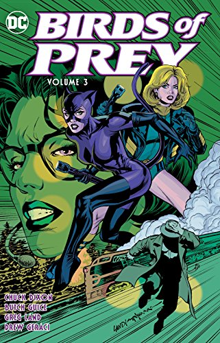 9781401264543: Birds of Prey TP Vol 3