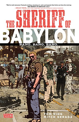9781401264666: Sheriff of Babylon TP Vol 1