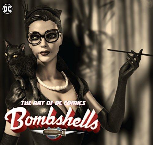 9781401264697: Art of DC Comics Bombshells HC