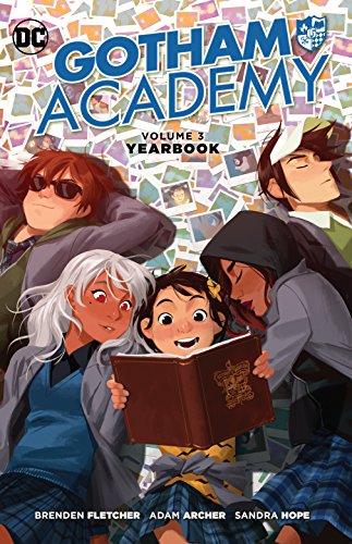 9781401264789: Gotham Academy TP Vol 3