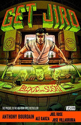 9781401265007: Get Jiro Blood & Sushi TP