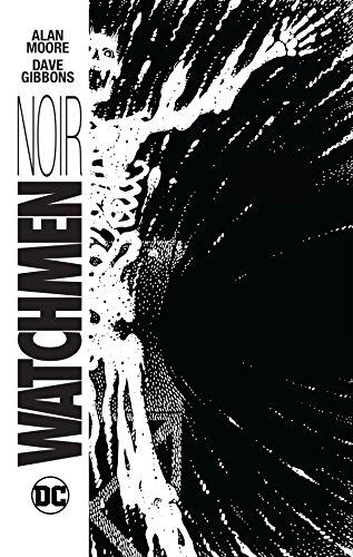 9781401265298: Watchmen Noir HC