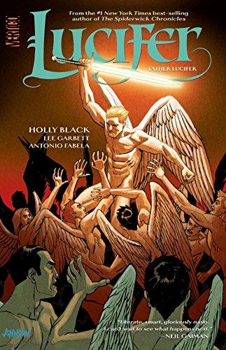 9781401265410: Lucifer Vol. 2: Father Lucifer (Lucifer (Vertigo))