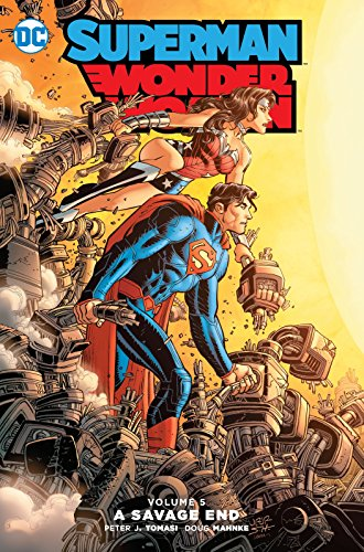 9781401265458: Superman Wonder Woman HC Vol 5