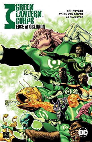9781401265502: Green Lantern Corps: Edge of Oblivion Vol. 1