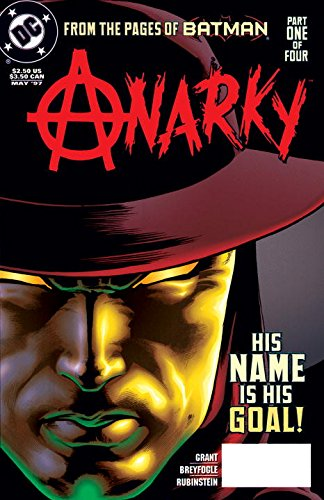 9781401265656: Anarky: The Complete Collection