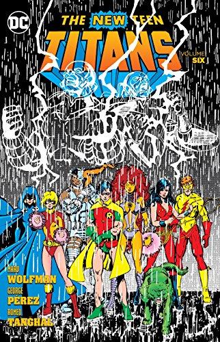 9781401265762: New Teen Titans Vol. 6