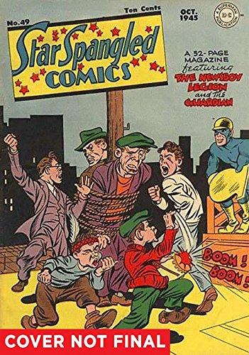 9781401265779: Newsboy Legion by Simon and Kirby HC Vol 2