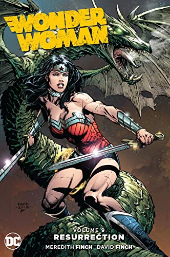 9781401265847: Wonder Woman HC Vol 09 Resurrection